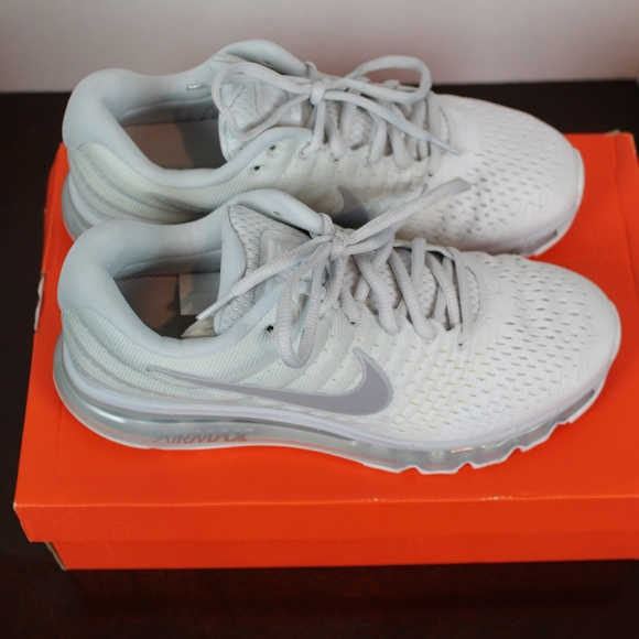 Sell and buy Nike Air Max 2017 Pure PlatinumWolf Grey Off